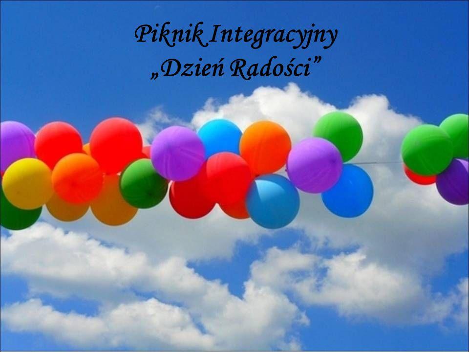 Piknik Integracyjny Dzień Radości