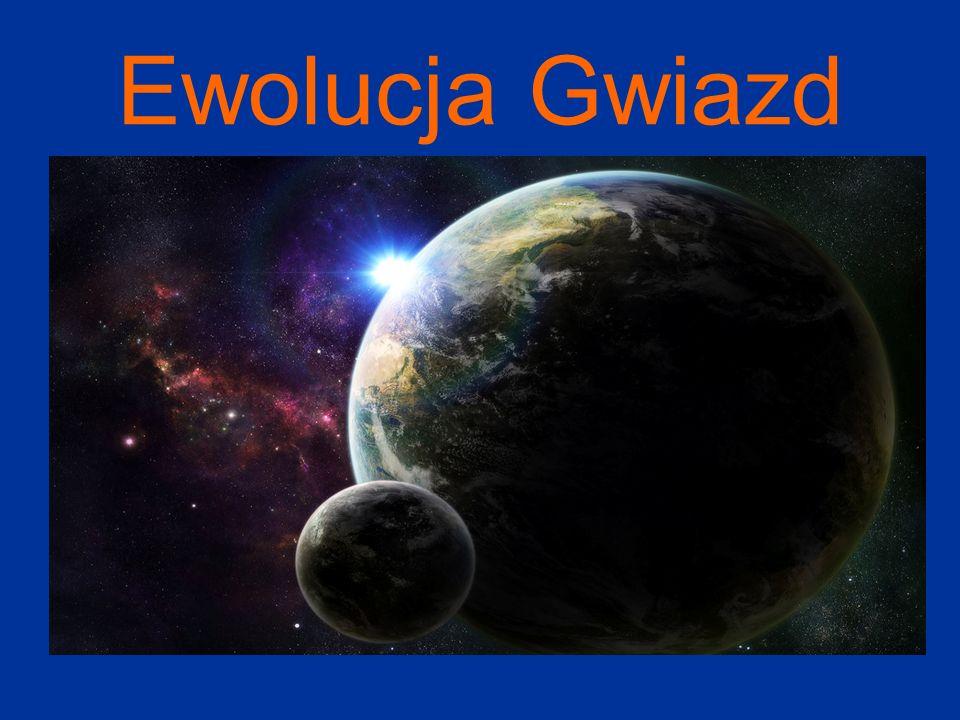 Ewolucja Gwiazd