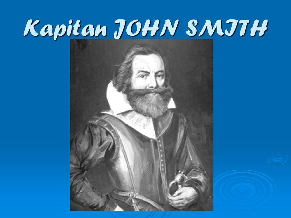 Kapitan JOHN SMITH