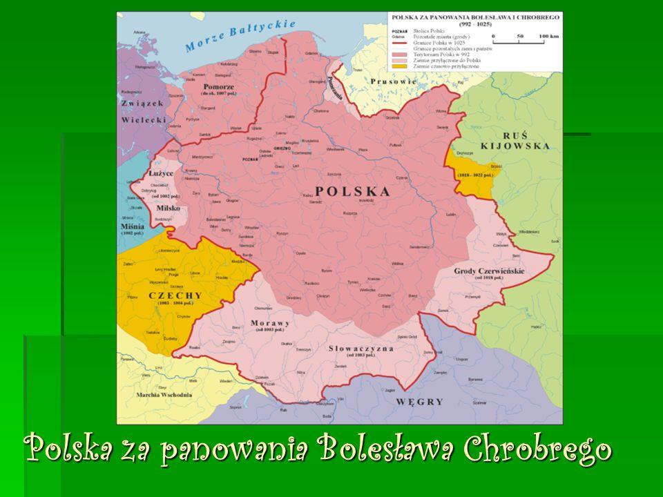 Cesarz Otto przybył do [grobu] św. Wojciecha dla modlitwy i pojednania, a zarazem w celu poznania sławnego Bolesława, jak o tym można dokładniej wyczy