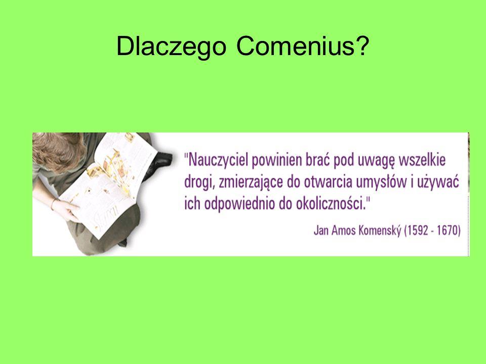 Dlaczego Comenius