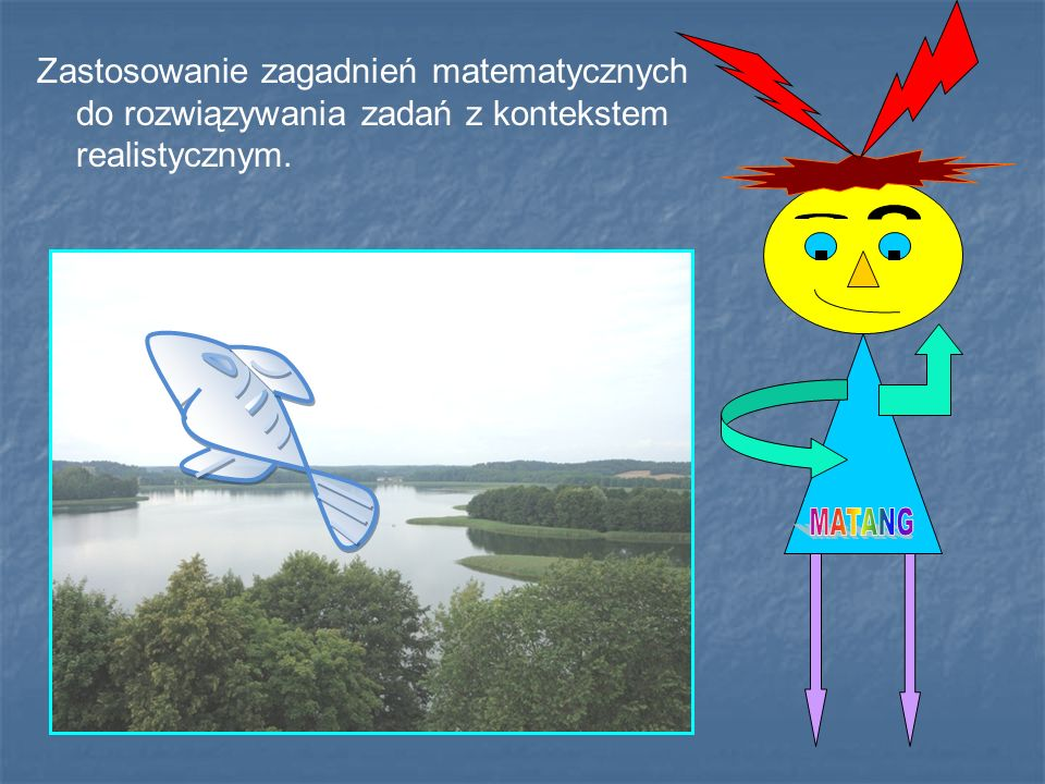 Ile jest w tym jeziorze ryb…?