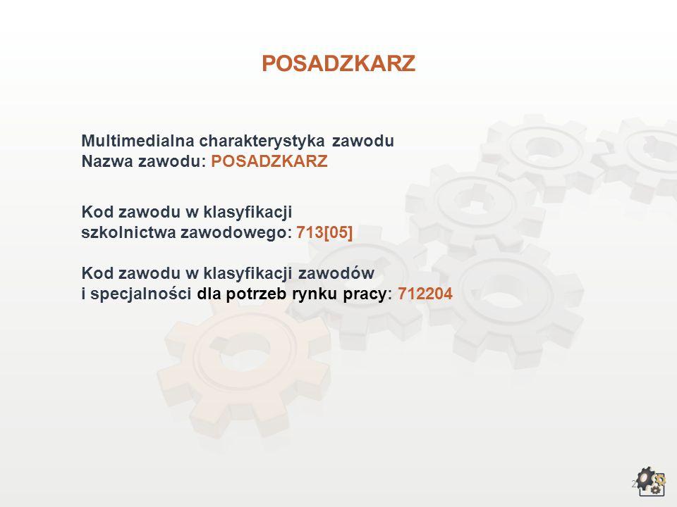 POSADZKARZ wersja dla gimnazjum i szkół ponadgimnazjalnych