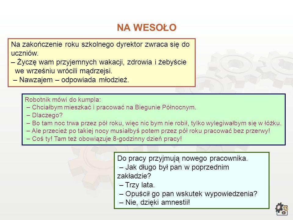 Lp.Przeciwwskazania zdrowotneTakNie 1. Czy masz skłonność do alergii i uczuleń.