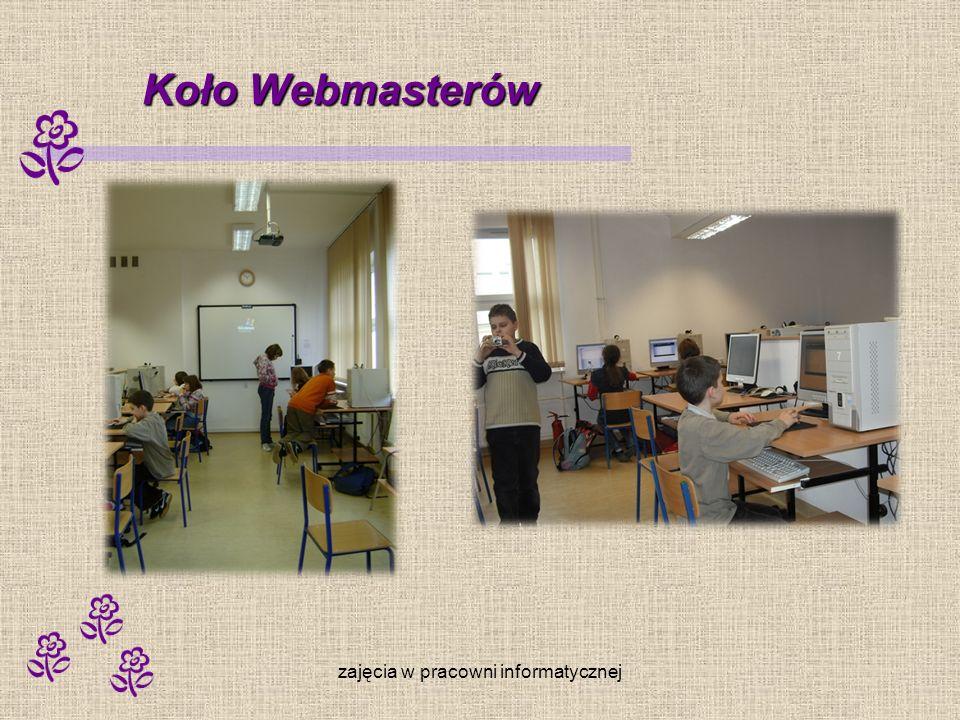 zajęcia w pracowni informatycznej Świetlica szkolna Zajęcia w sali informatycznej Wykorzystanie prostych programów graficznych np.