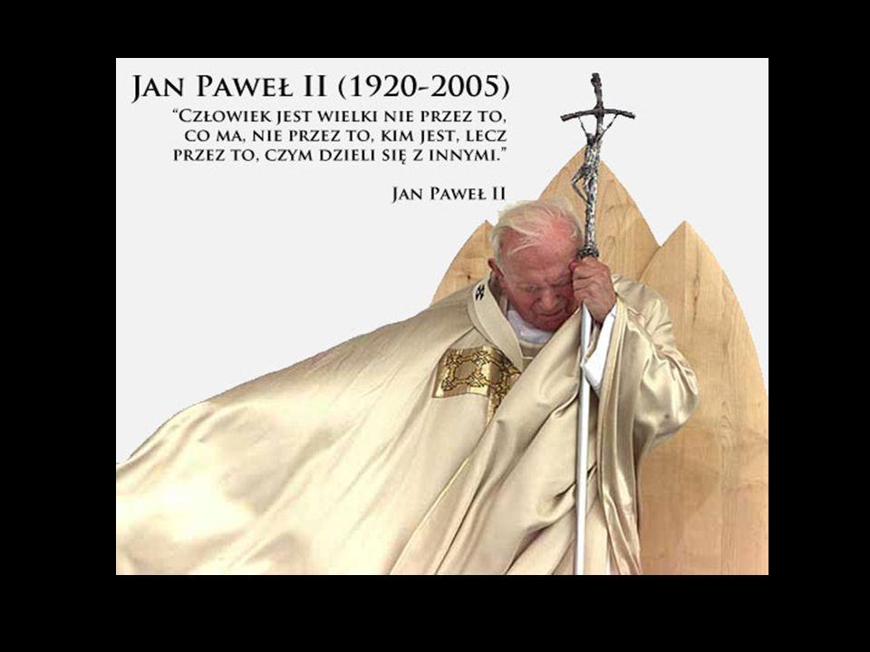 Jan Paweł II kochał młodzież... A młodzież kochała jego...