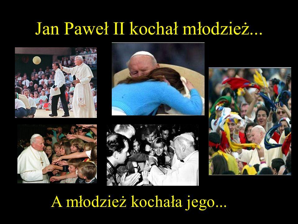 Jan Paweł II kochał góry…