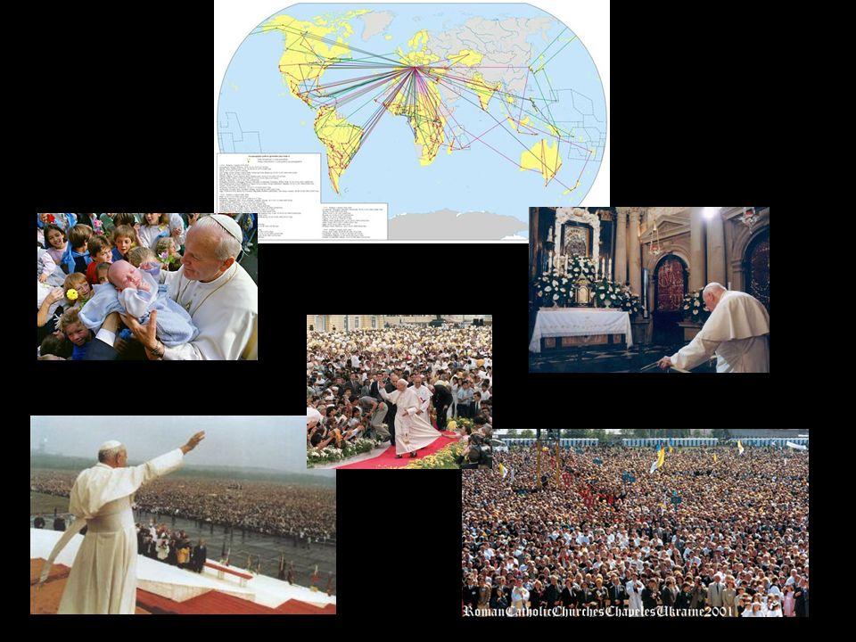 Śmierć a tym samym koniec pontyfikatu wielkiego człowieka… Jan Paweł II zmarł w sobotę 2 kwietnia o godzinie 21:37, po gwałtownym pogorszeniu się stanu jego zdrowia w czwartek 31 marca 2005.
