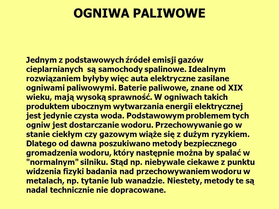 ENERGIA GEOTERMALNA Polska ma bardzo dobre warunki geotermalne, gdyż na 80% powierzchni kraju temperatura wód geotermalnych wynosi od 30-130°C (a lokalnie nawet 200°C), a głębokość występowania w skałach osadowych od 1 do 10 km.