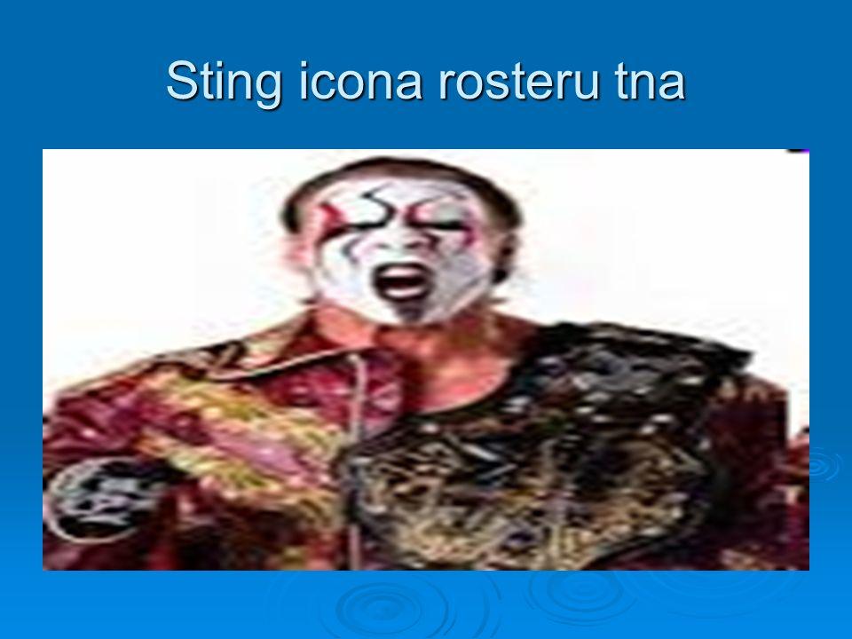 Sting icona rosteru tna