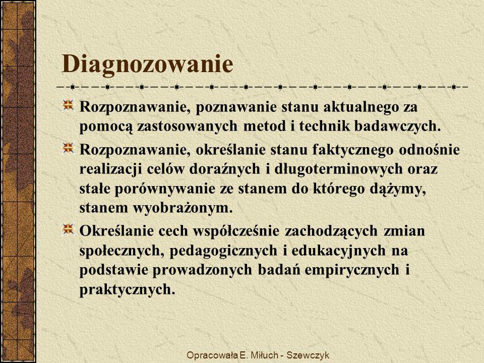 Opracowała E.Miłuch - Szewczyk Arkusz pomiaru Jesteśmy oceniani za wiedzę i umiejętności....