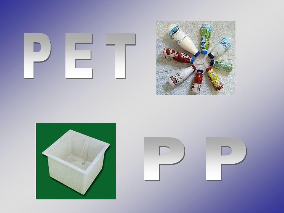 Politereftalan etylenu (PET) to polimer z grupy poliestrów, otrzymywany na drodze polikondensacji.