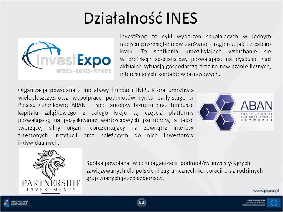Działalność INES InvestExpo to cykl wydarzeń skupiających w jednym miejscu przedsiębiorców zarówno z regionu, jak i z całego kraju.
