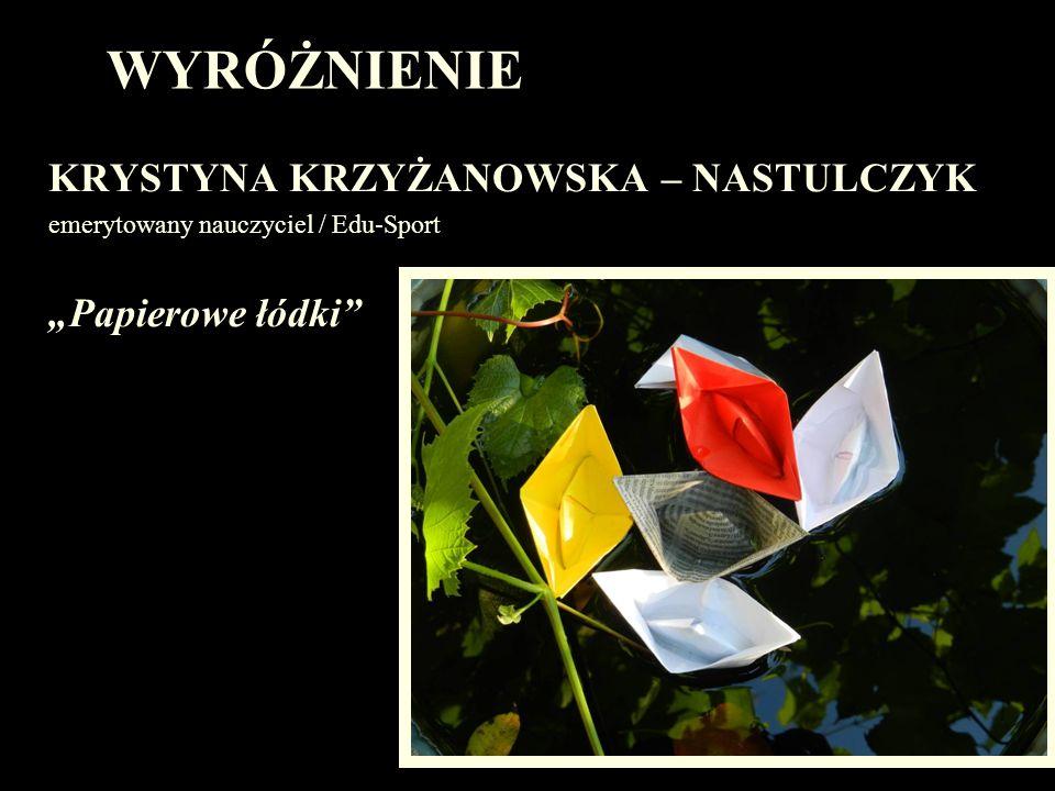 MIEJSCE III ALEKSANDRA BUCZKOWSKA Gimnazjum nr 21 Tabletki