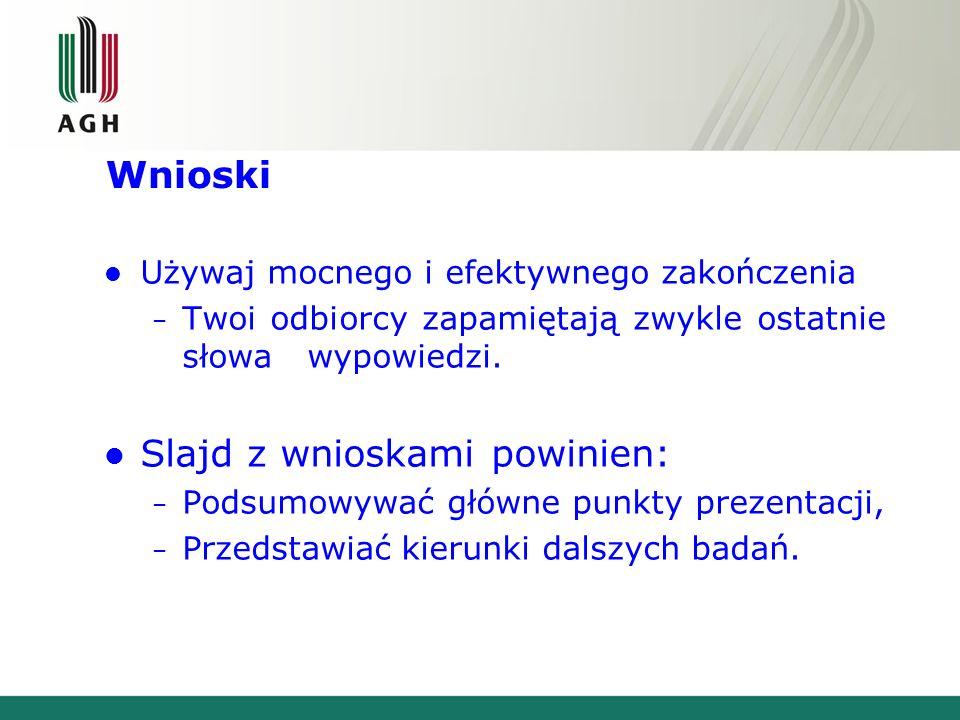 Pisownia i gramatyka Sprawdź swoje slajdy czy nie ma: – blęduw w pisowni – powtarzających się się się wyrazów – błędów gramatycznego. Jeżeli angielski