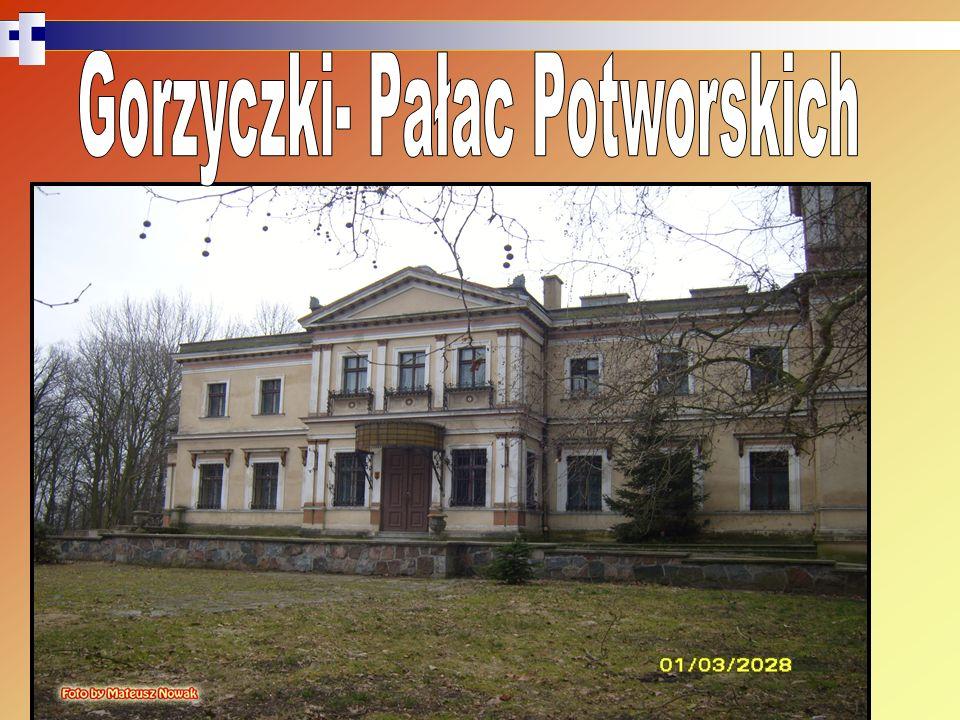 Pałac w Gorzyczkach to pałac neronesansowy, który został wzniesiony według projektu Stanisława Hebanowskiego w 1868 roku.