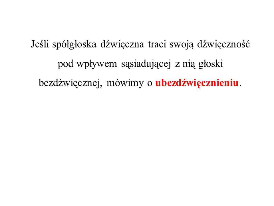 1). Samogłoski i spółgłoski Samogłoski (8): a, ą, e, ę, i, y, o, u Spółgłoski – 44