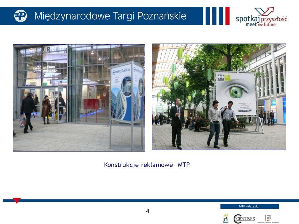 Konstrukcje reklamowe MTP 4