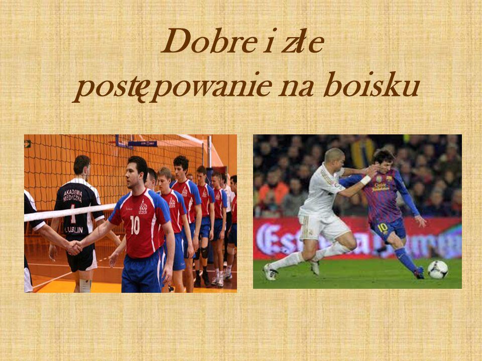 Sportowcy którzy otrzymali nagrod ę Fair Play w 2012 :