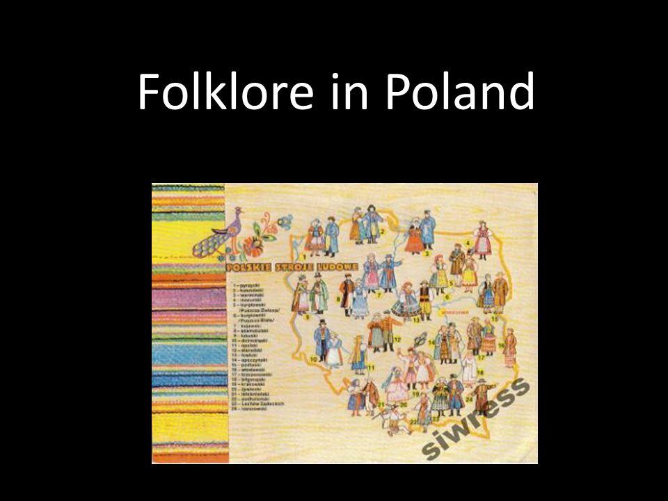 Polska dzieli się na różne regiony.