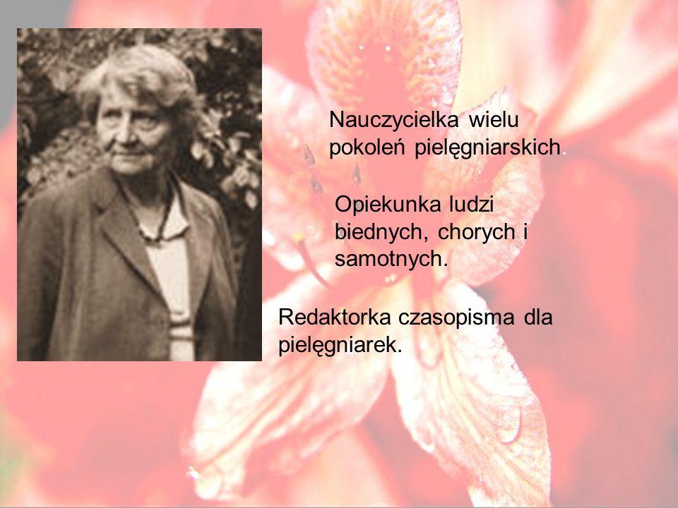 Pielęgniarka Altruistka Popularna… Lubiana… Szanowana…