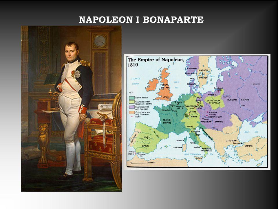 NAPOLEON I BONAPARTE