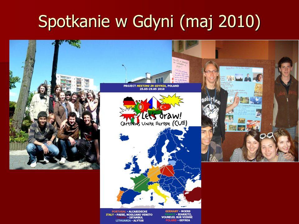 Spotkanie w Gdyni (maj 2010)