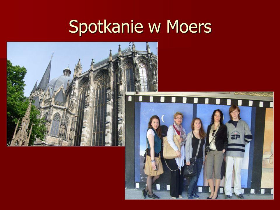 Spotkanie w Moers