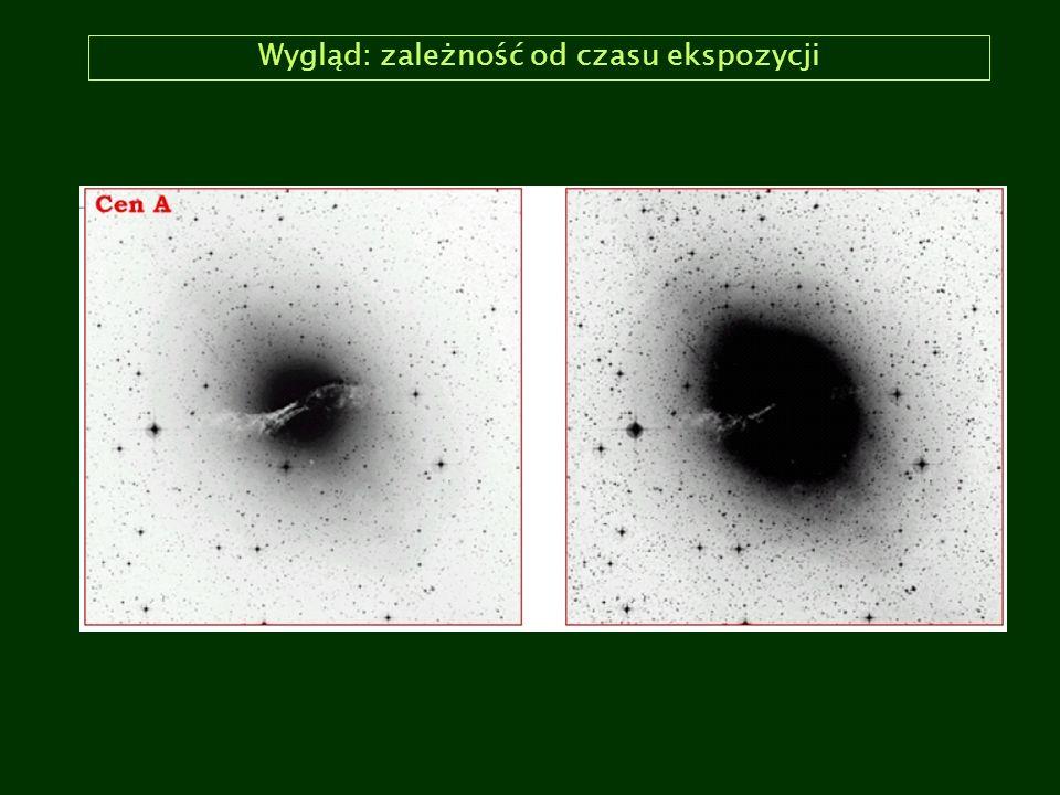 Klasyfikacja Hubblea: galaktyki spiralne (Sm/SBm) NGC 4618 (SBm)