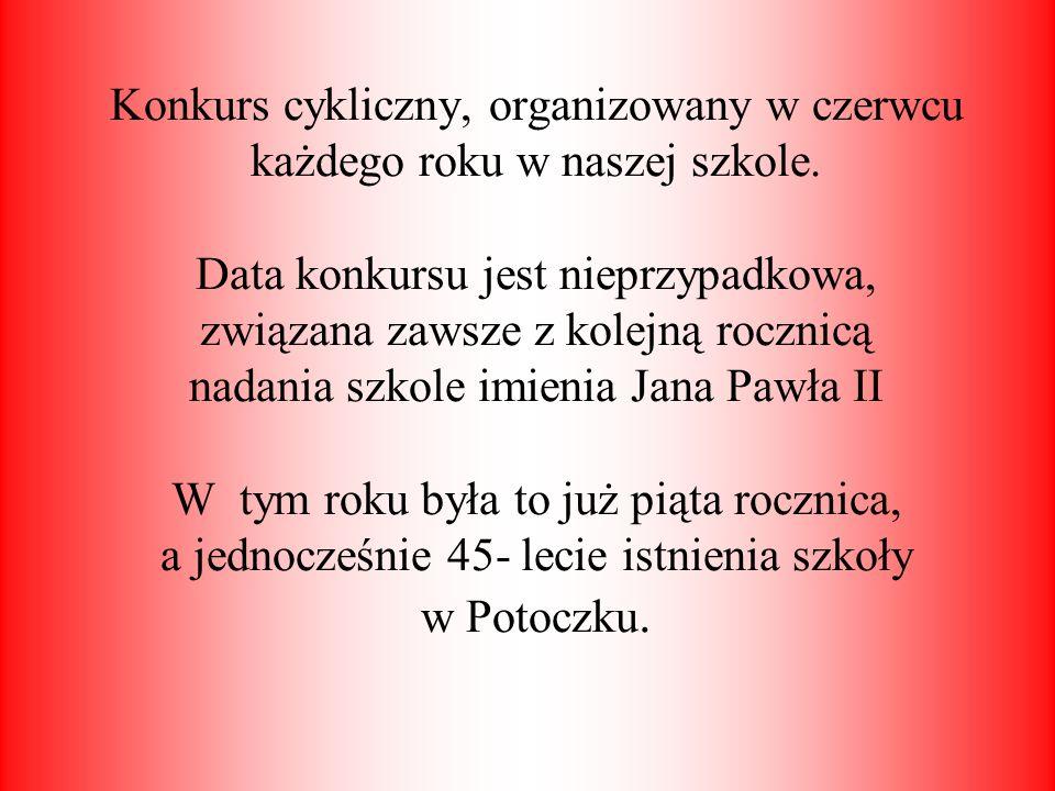 Wyróżnienia Publiczne Gimnazjum im.Jana Pawła II w Ulanowie Publiczne Gimnazjum im.