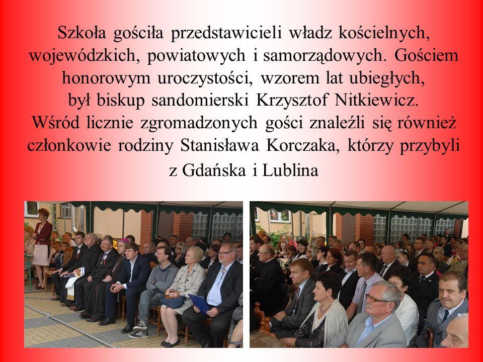 Do udziału w konkursie zostały zaproszone: Sandomierska Rodzina Szkół im.