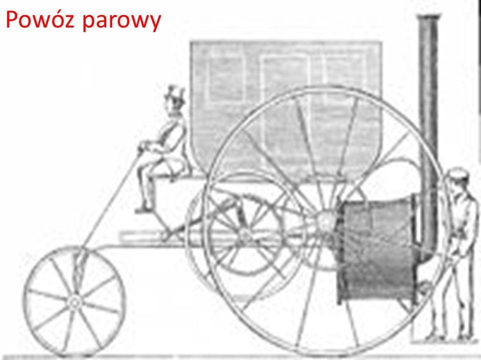 Powóz parowy