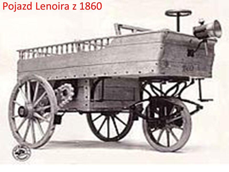 Pojazd Lenoira z 1860