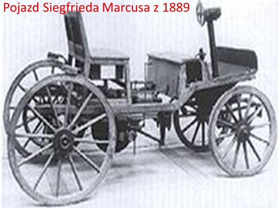 Pojazd Siegfrieda Marcusa z 1889