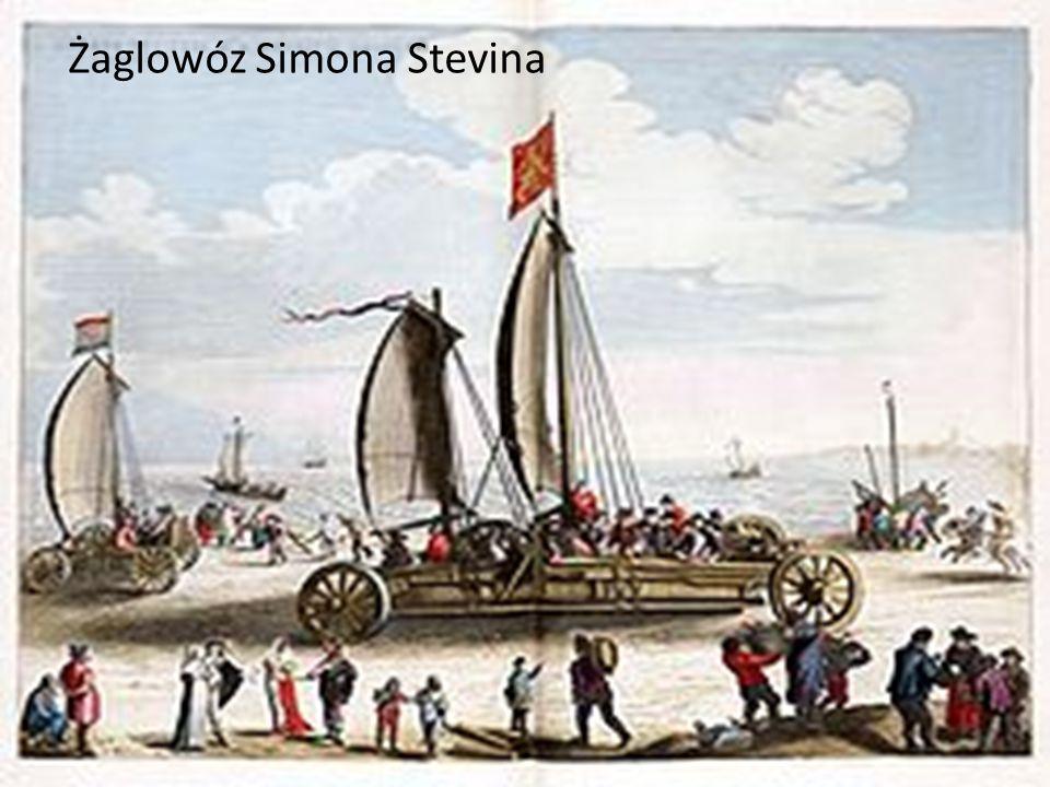 Żaglowóz Simona Stevina