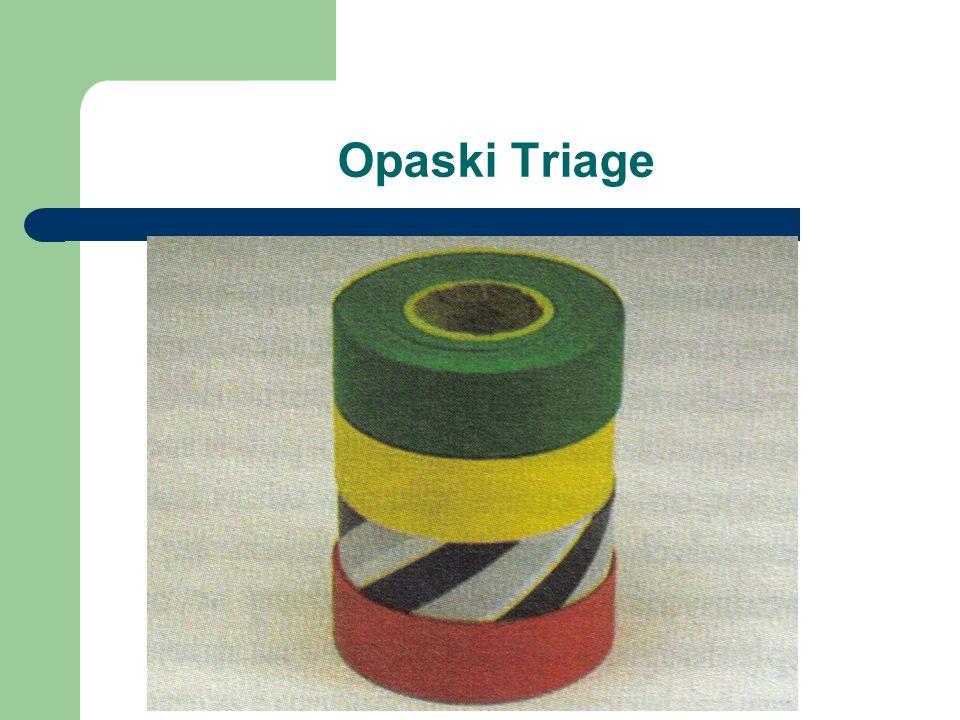 Opaski Triage