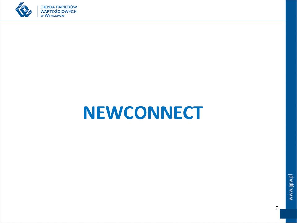 8 NEWCONNECT