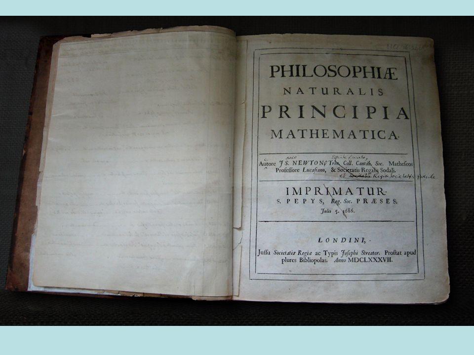 Newton i optyka Od 1670 do 1672 wykładał optykę.