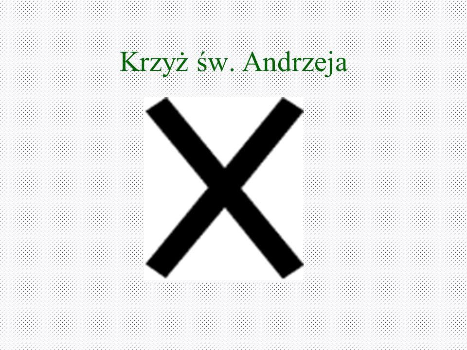 Krzyż z uchwytem Nazwa tej formy krzyża wyprowadzona jest od łacińskiego słowa: ansa, które oznacza rękojeść, ucho. Linia pozioma z pętlą oznacza wsch