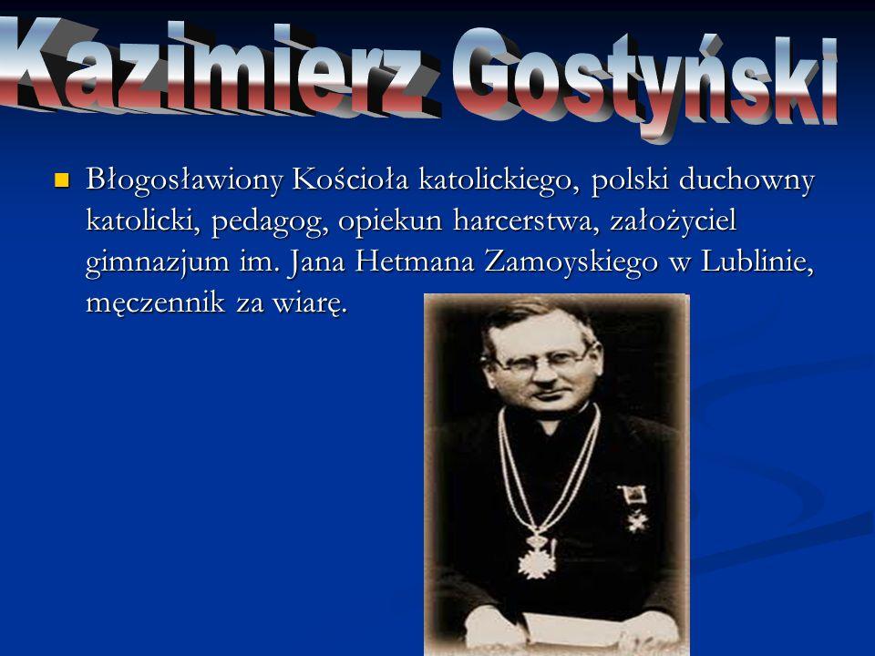 Polska siostra zakonna ze Zgromadzenia Sióstr Szkolnych de Notre Dame, błogosławiona Kościoła katolickiego.