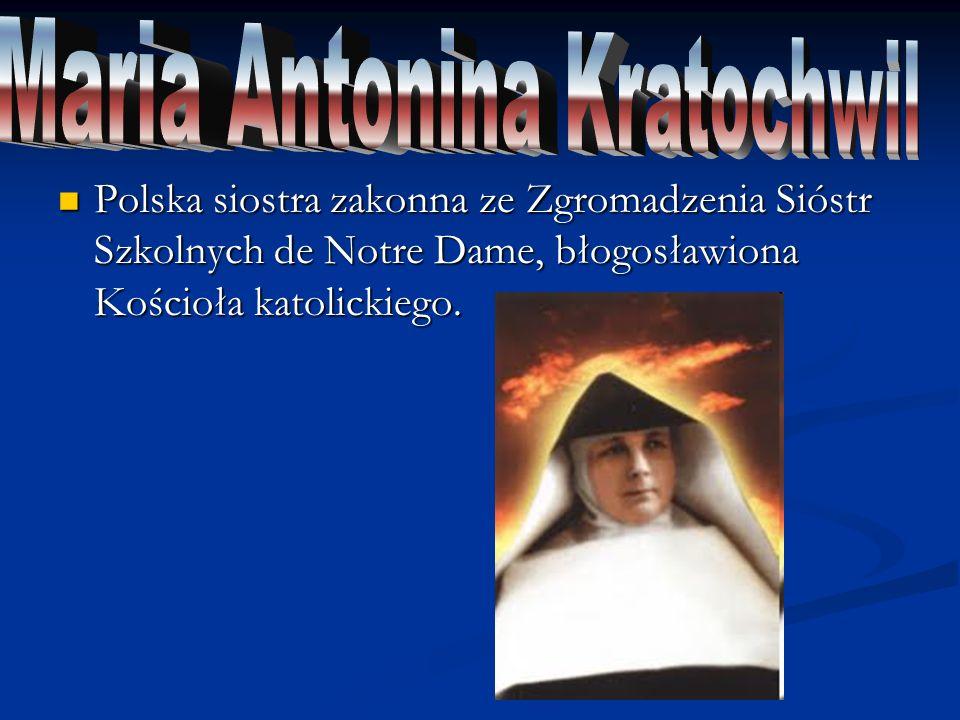 Błogosławiony Kościoła rzymskokatolickiego, polski kapłan katolicki archidiecezji gnieźnieńskiej.