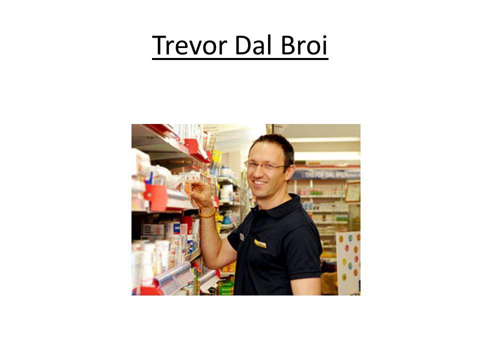 Trevor Dal Broi