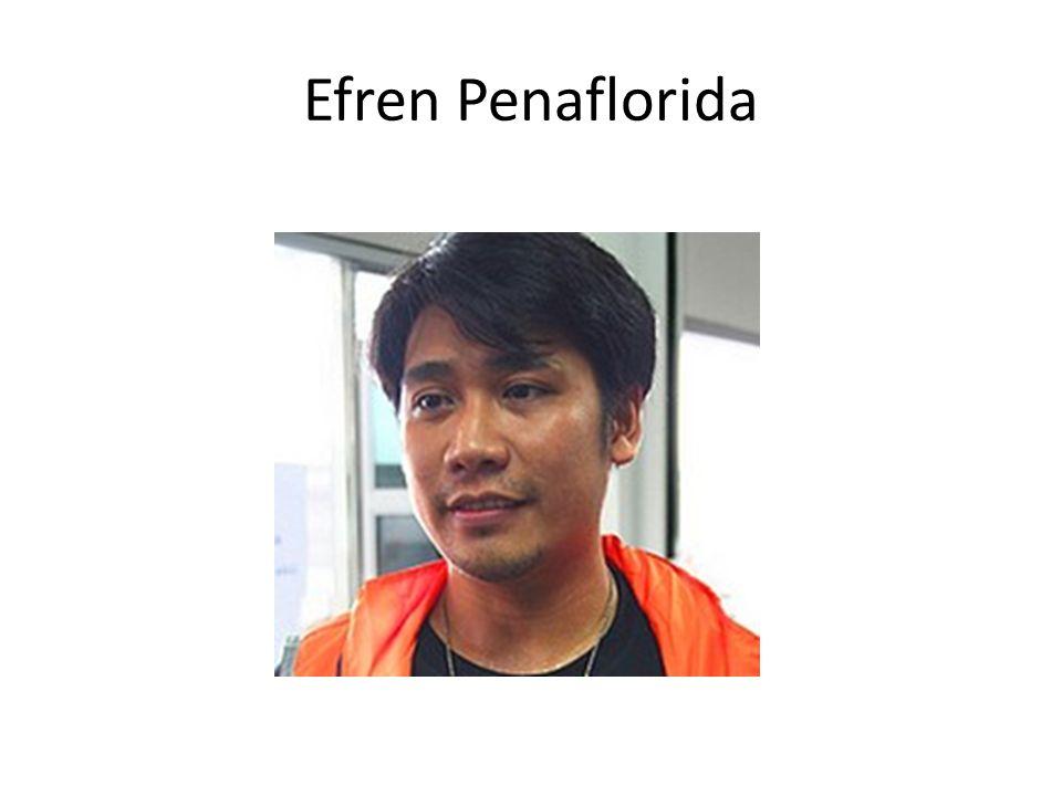 Efren Penaflorida