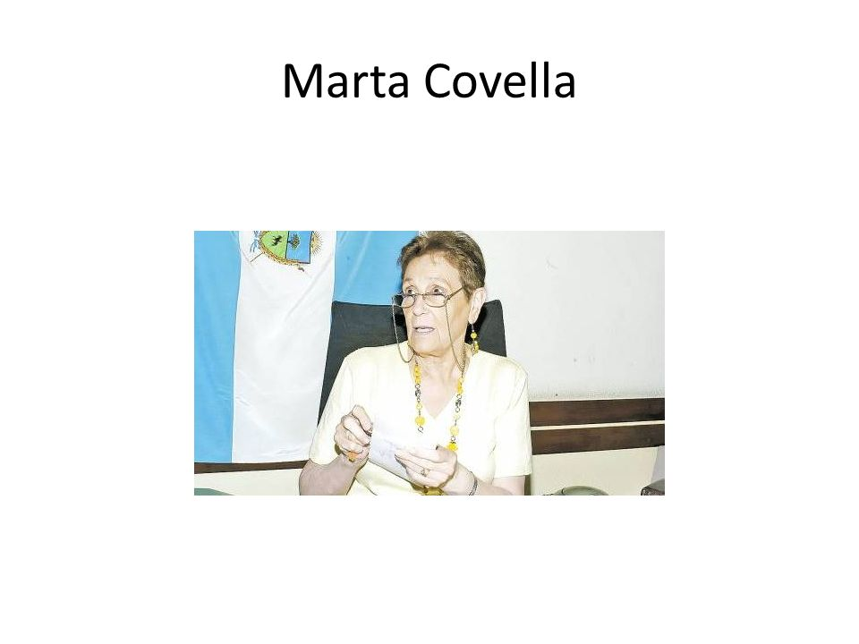 Marta Covella