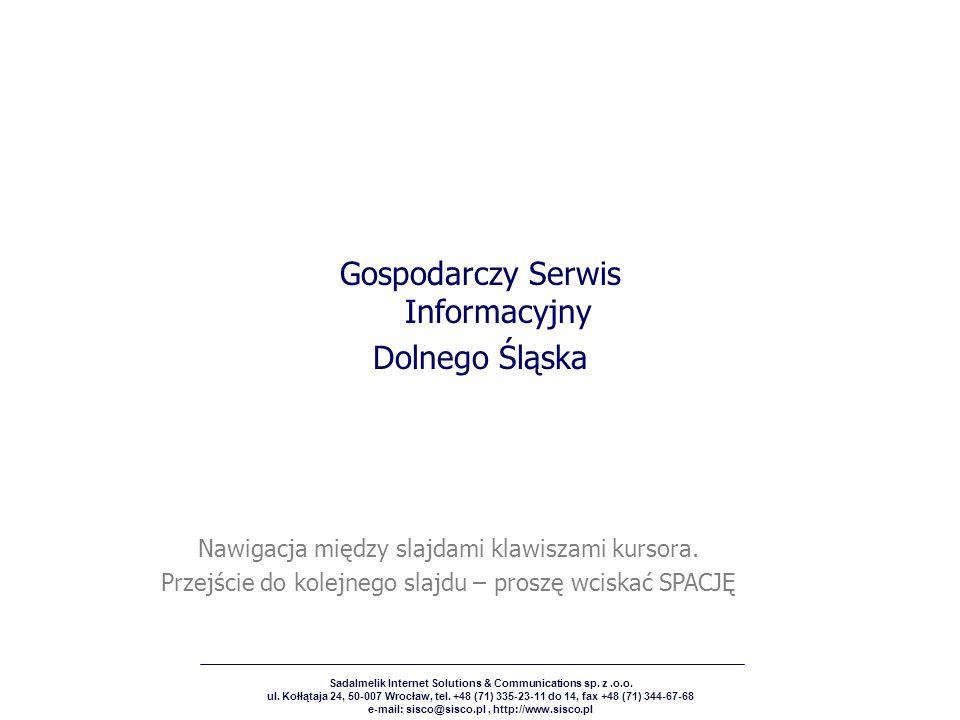 Sadalmelik Internet Solutions & Communications sp.