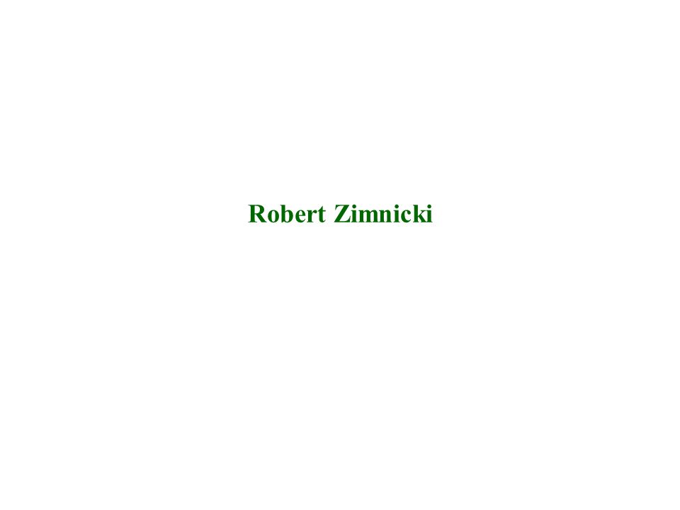 Robert Zimnicki