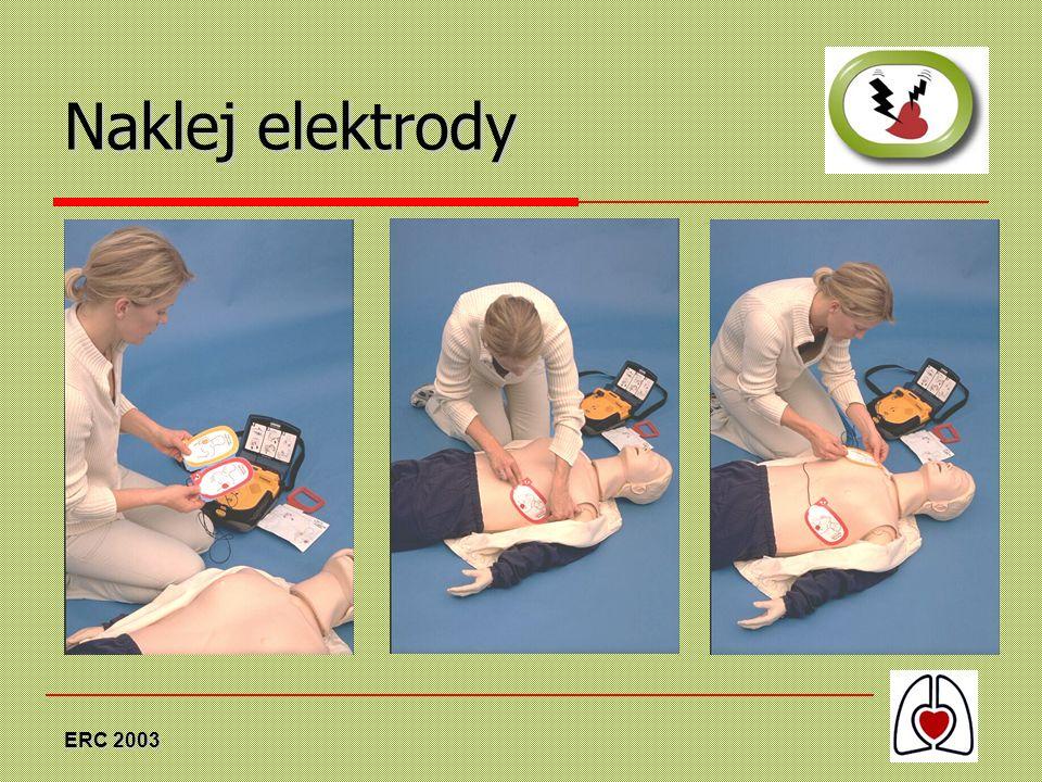 ERC 2003 Naklej elektrody