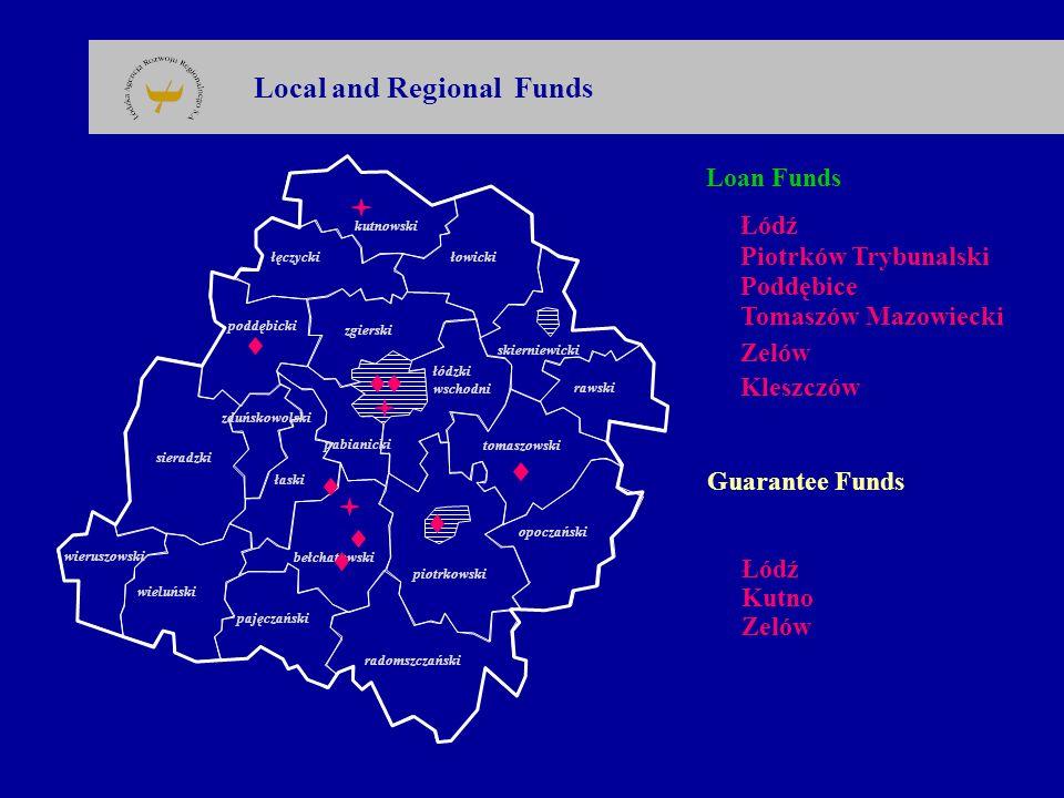 Lodz Regional Development Agency WHO WE ARE...