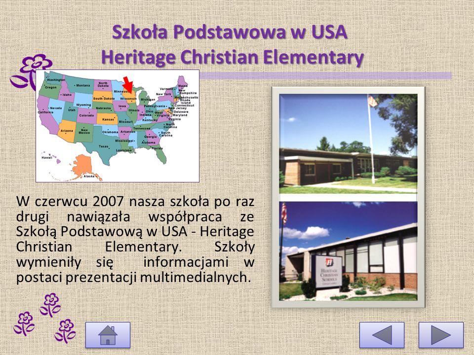 The Queen Jadwiga Foundation Nasza szkoła należy do Rodziny Szkół św.