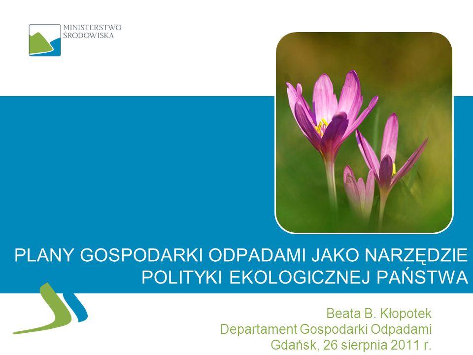 Akty prawne 2 1.Ustawa z dnia 27 kwietnia 2001 r.– Prawo ochrony środowiska (Dz.